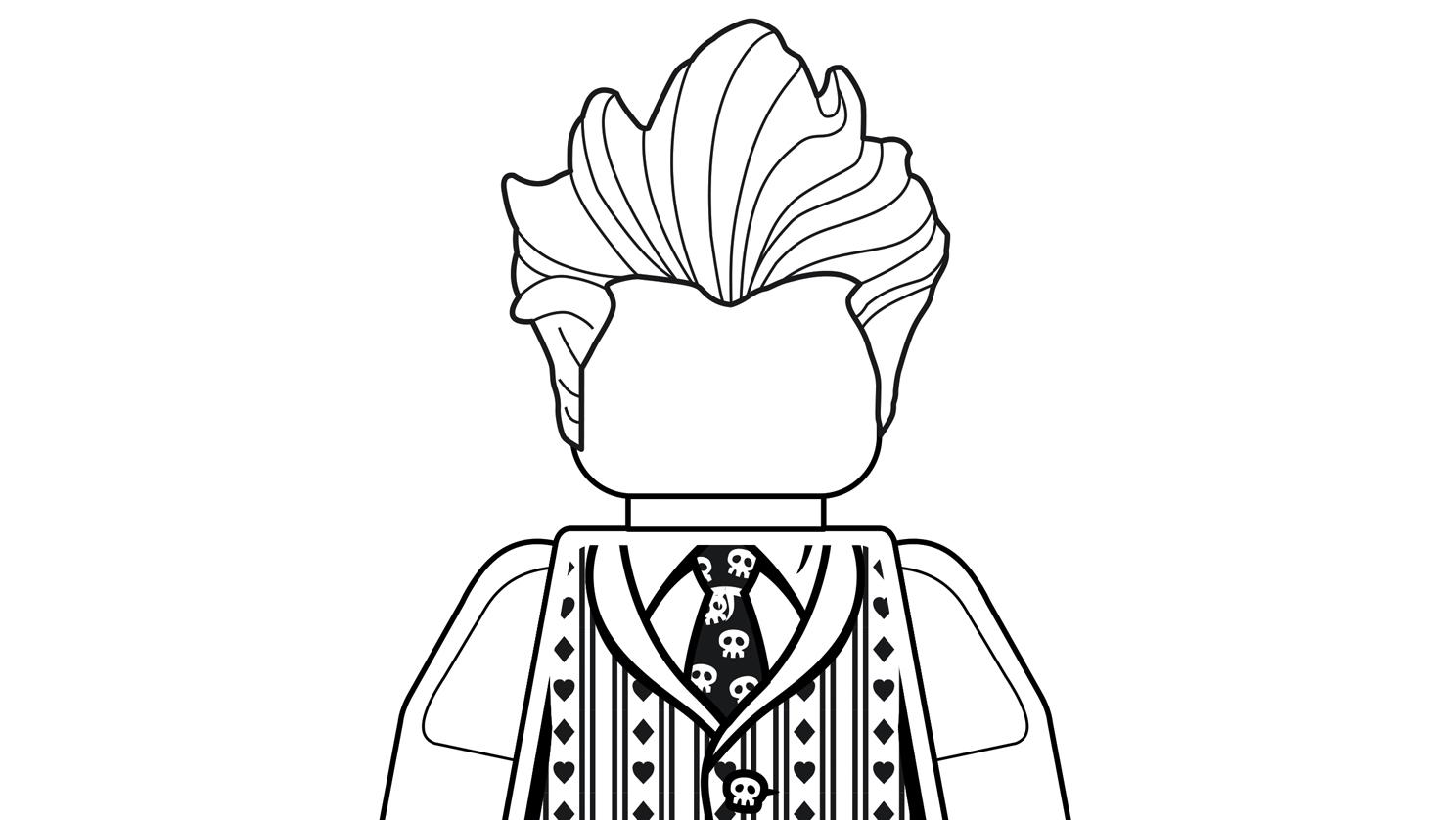 Lego Batman Kaartjes Winnen