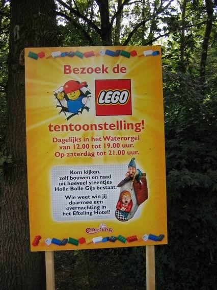 eiffeltoren bouwen lego