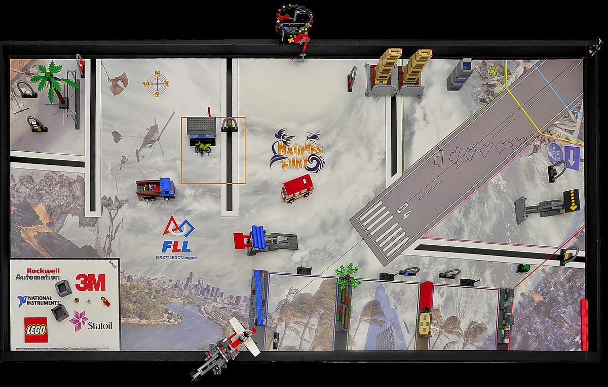 Win Een First Lego League Missie Set