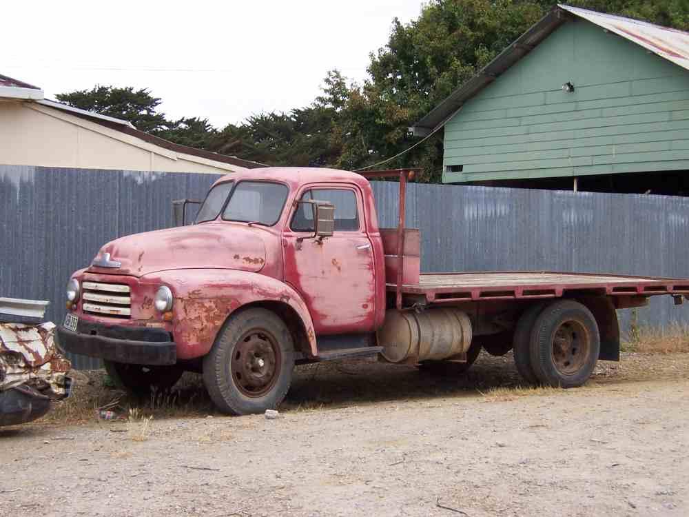MOC: Truck ASeriesBEdford