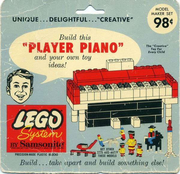 LEGO by Samsonite