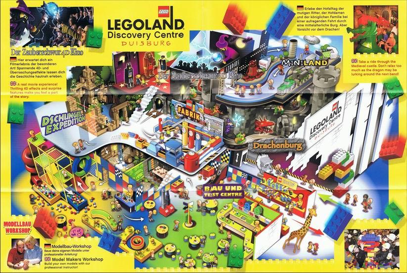 Legoland Duitsland Kaart | Kaart 2018
