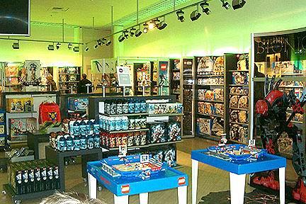 LEGO Brand Stores