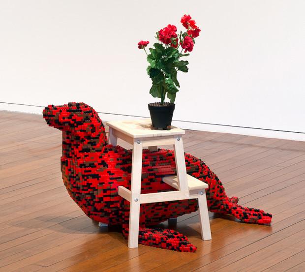 Pantry Keuken Ikea : Keuken – Zeehond / Kitchen / Pantry ? Seal, 2014. LEGO, Ikea