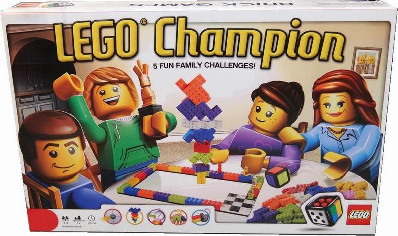 LEGO spellen: Championary