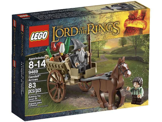 Lord Of The Ring Playsets