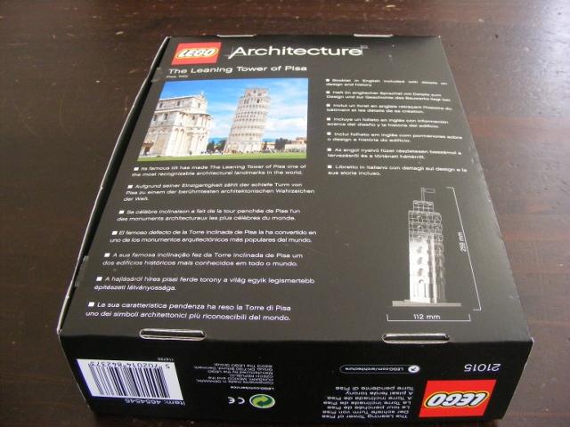 Ontwerper Toren Van Pisa.Nieuws