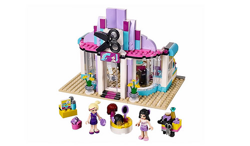 Nieuws for Salon de coiffure lego friends