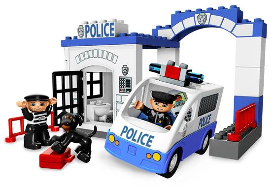 Duplo Fire Station Instructions 5601