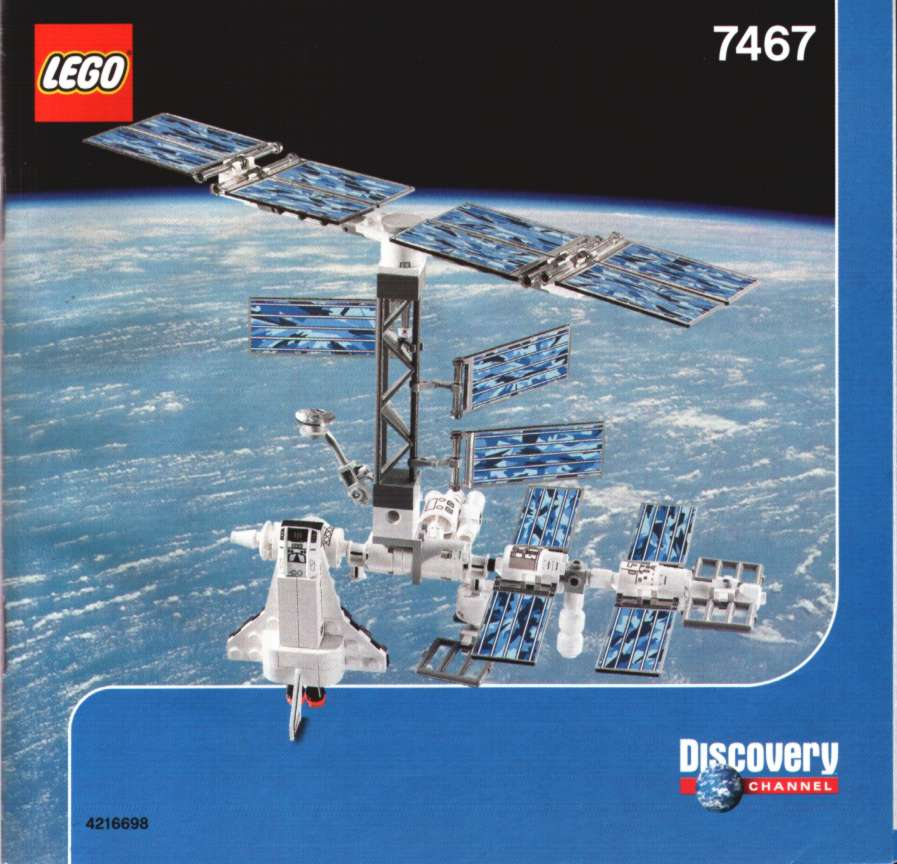 lunar space station lego review - photo #24