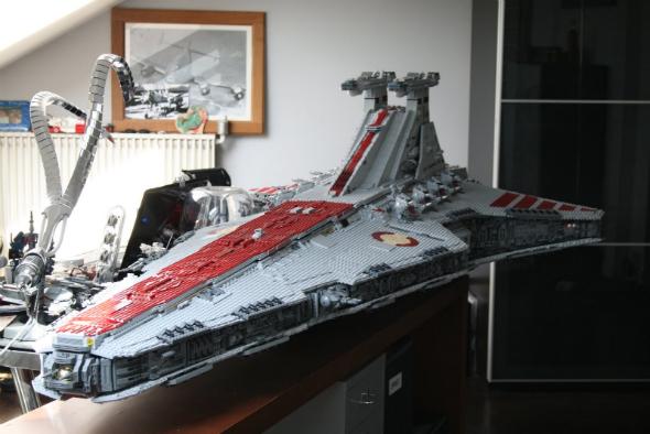 Nieuws - Croiseur star wars lego ...