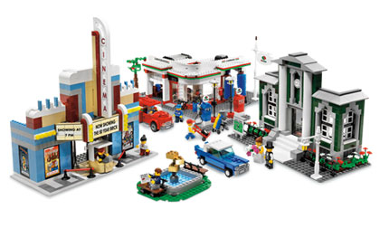 A decade in LEGO City-Town  Which set was the best? - LEGO Town