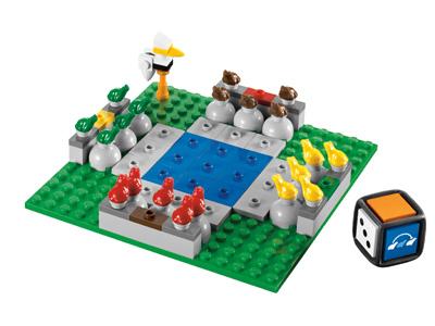 LEGO spellen: Frog Rush