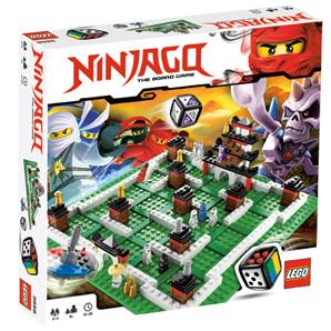 LEGO spellen : kies een bordspel!