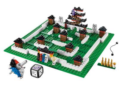 LEGO spellen: ninjago the game