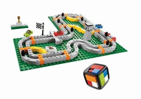 LEGO spellen: Race 3000